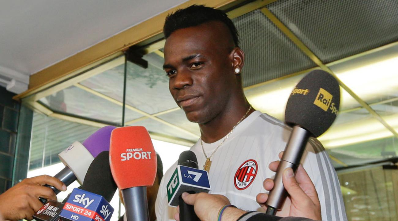 mario balotelli ac milan behavior contract