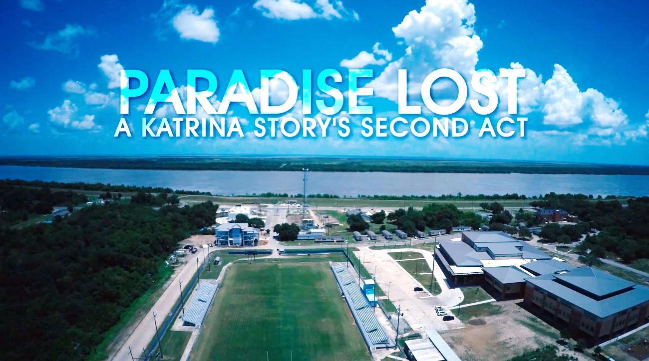 Hurricane Katrina, Port Sulphur, Louisiana,