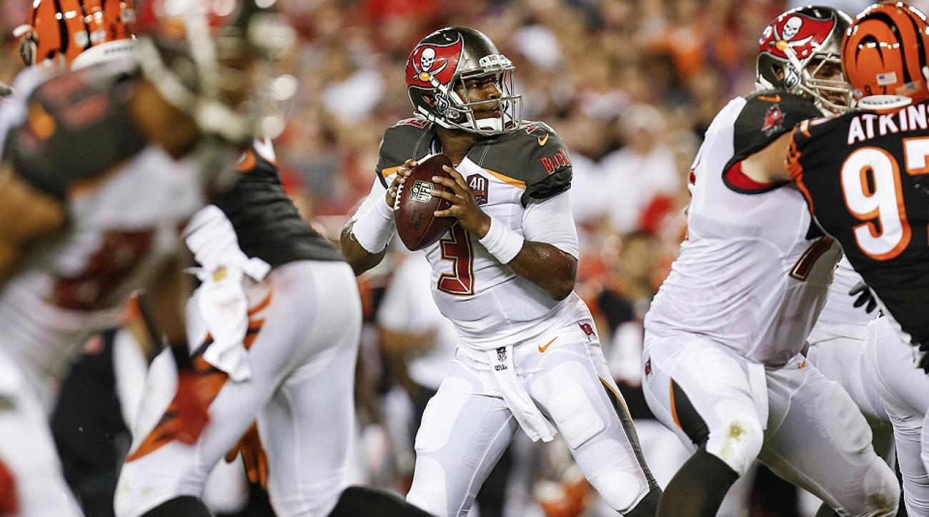 NFL Podcast: Keys for Jameis Winston, Marcus Mariota in Year 1