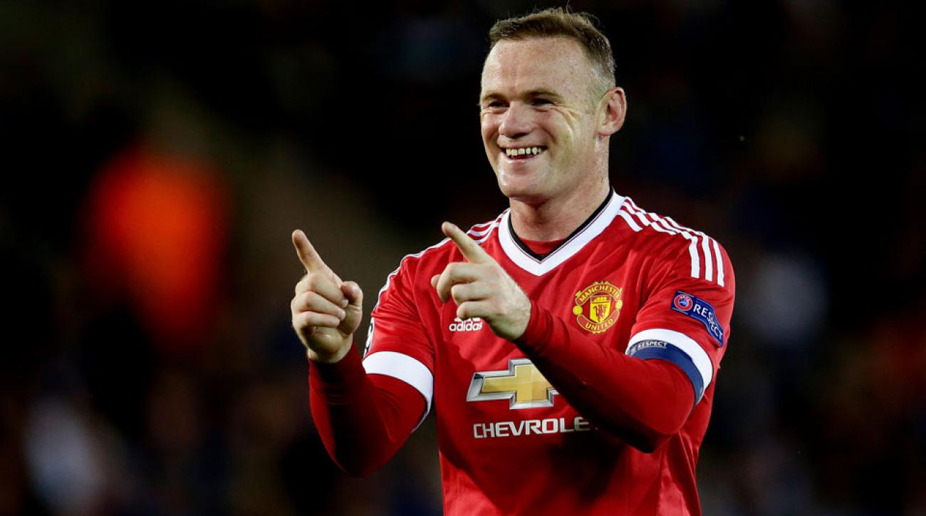Wayne Rooney scored a hat trick to break out of a slump