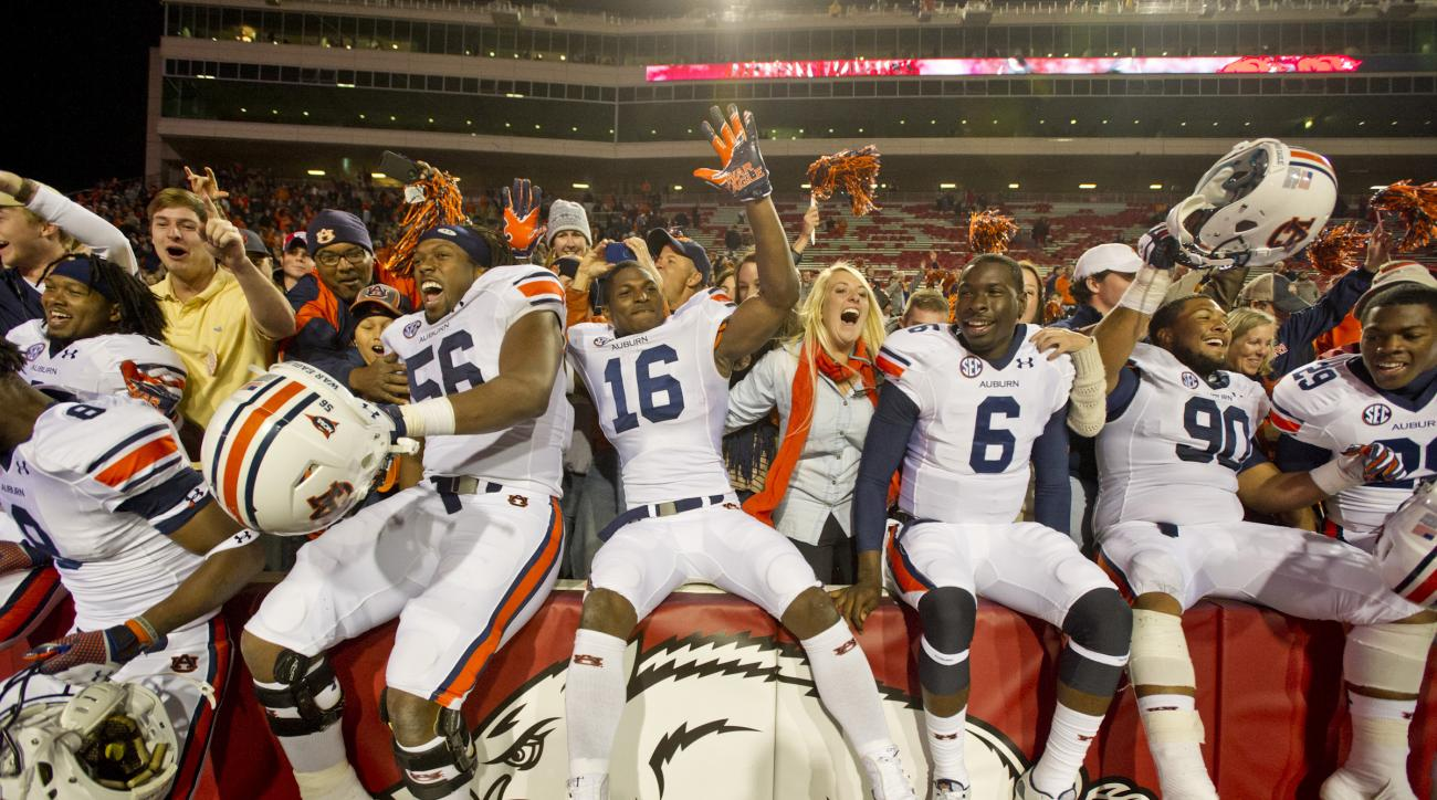 Auburn University athletic department lobbies for popular athlete major