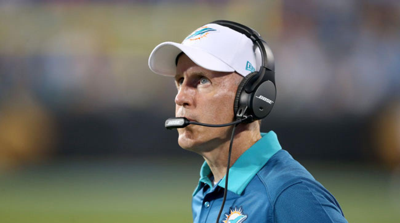 Dolphins coach Joe Philbin. (Streeter Lecka/Getty Images)