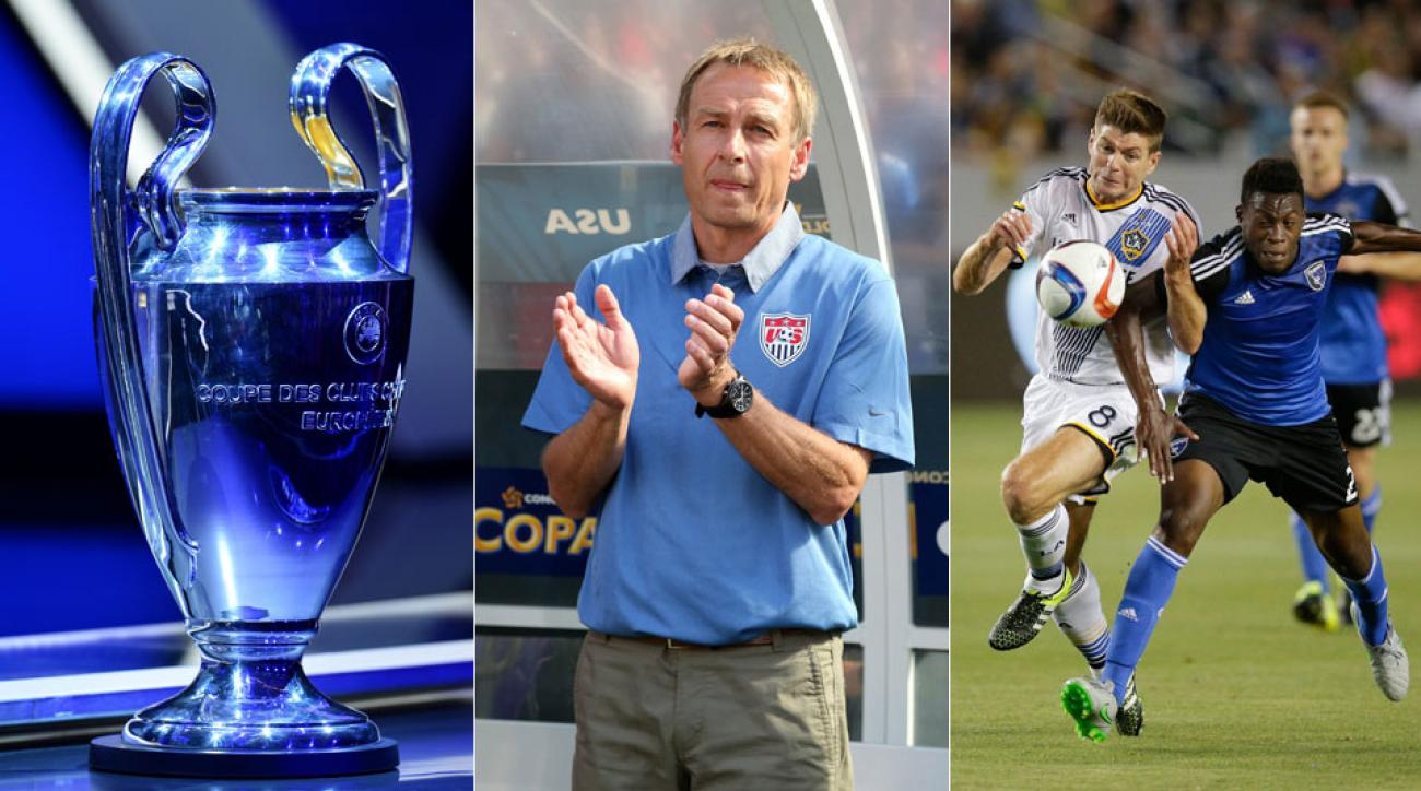 We talk Champions League draw, U.S. men's national team and MLS on our latest Planet Futbol Podcast