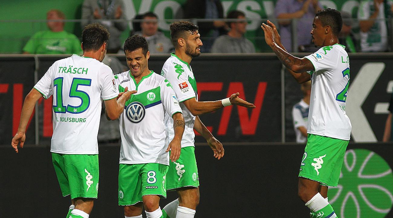 Bundesliga Wolfsburg vs Schalke