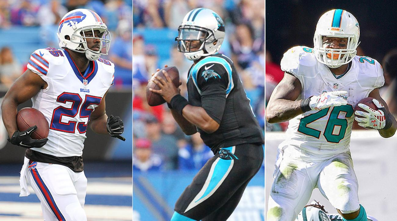 Latest fantasy football draft risers and fallers.