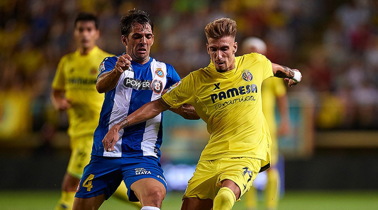 Villarreal beats Espanyol La Liga
