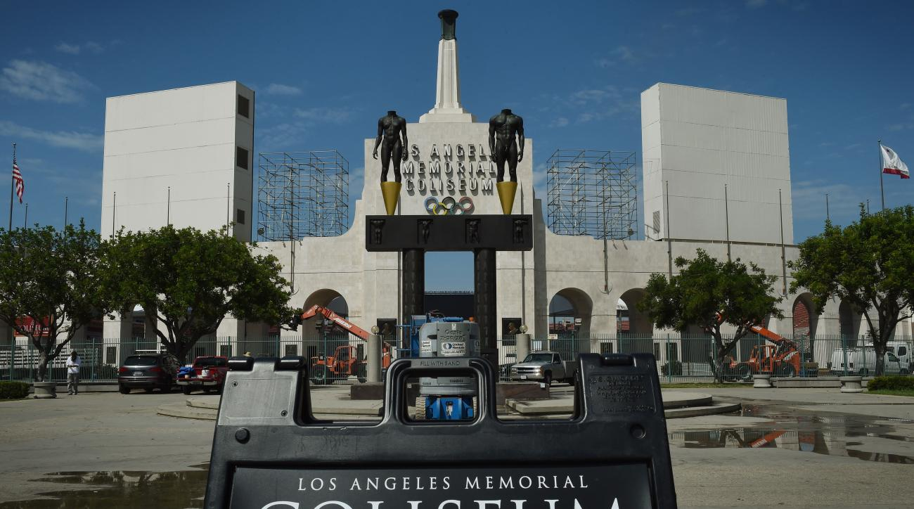 los angeles la olympics 2024 games bid