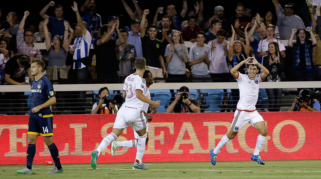 San Jose Earthquakes defeat LA Galaxy