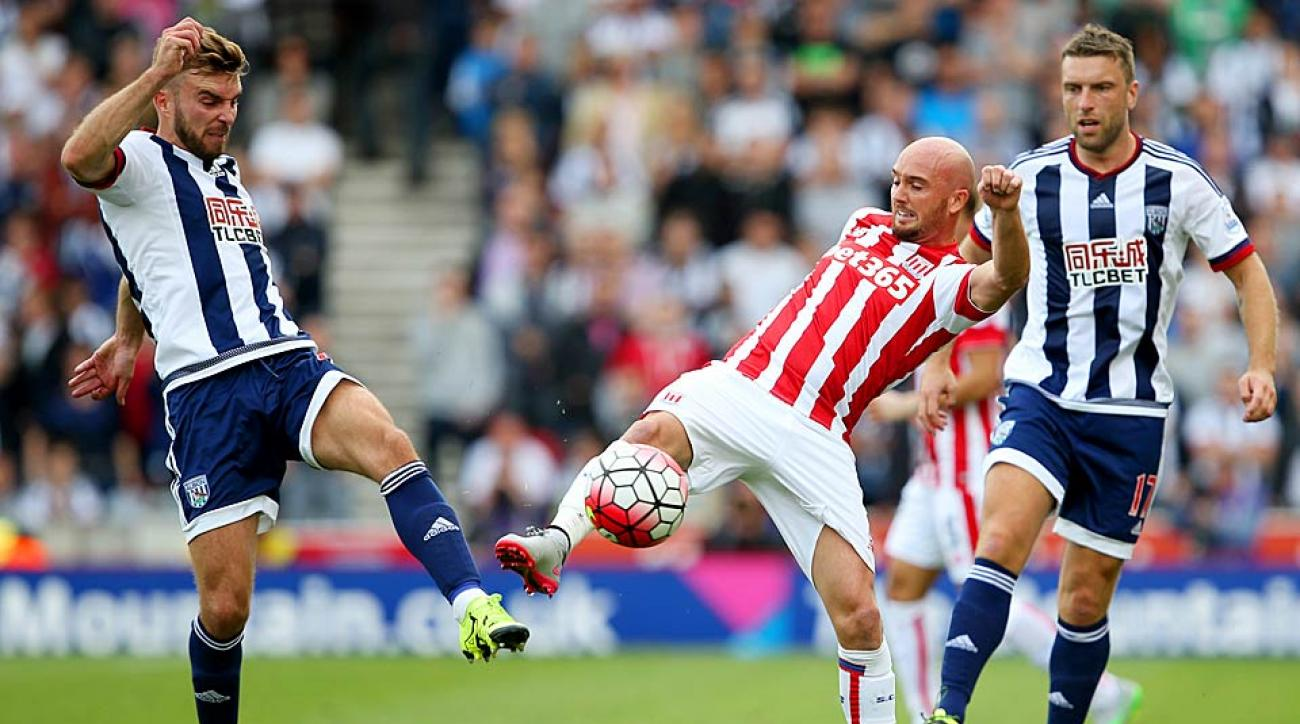 West Brom vs. Stoke City