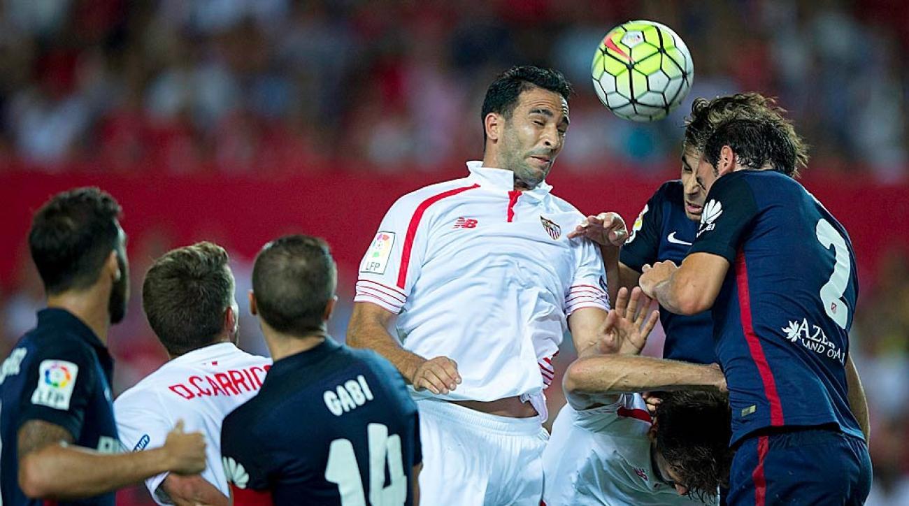 Atletico Madrid defeats Sevilla