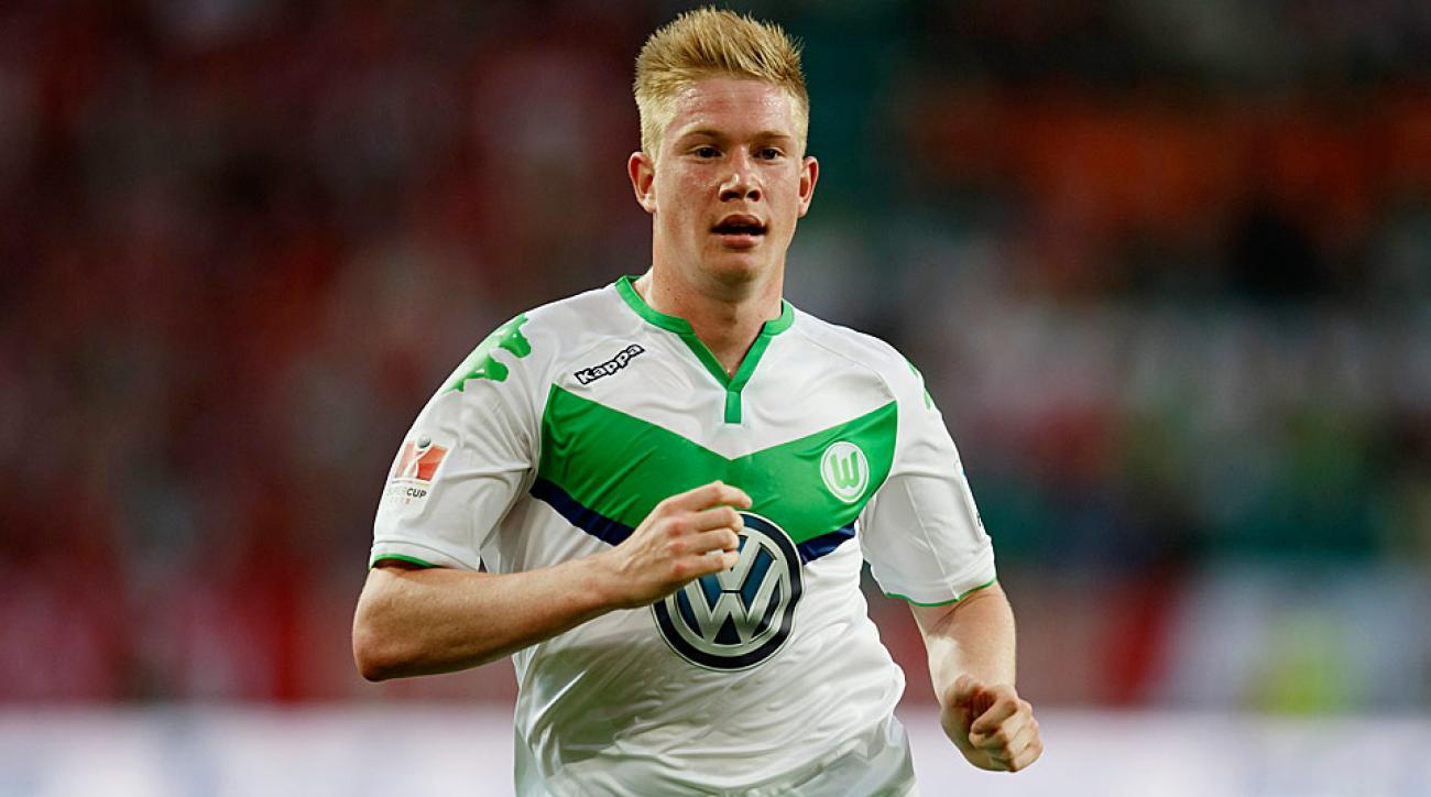 Kevin De Bruyne to Manchester City