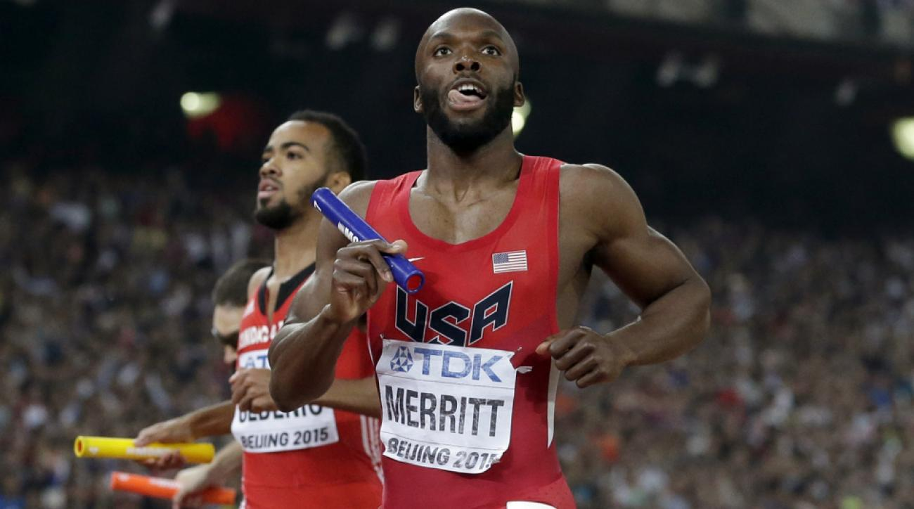 lashawn merritt team usa beijing 2015 iaaf world championships