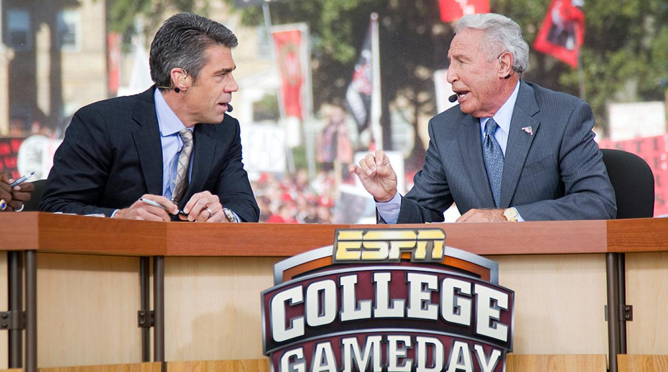 Chris Fowler Q&A on life after College GameDay, covering U.S. Open and more.