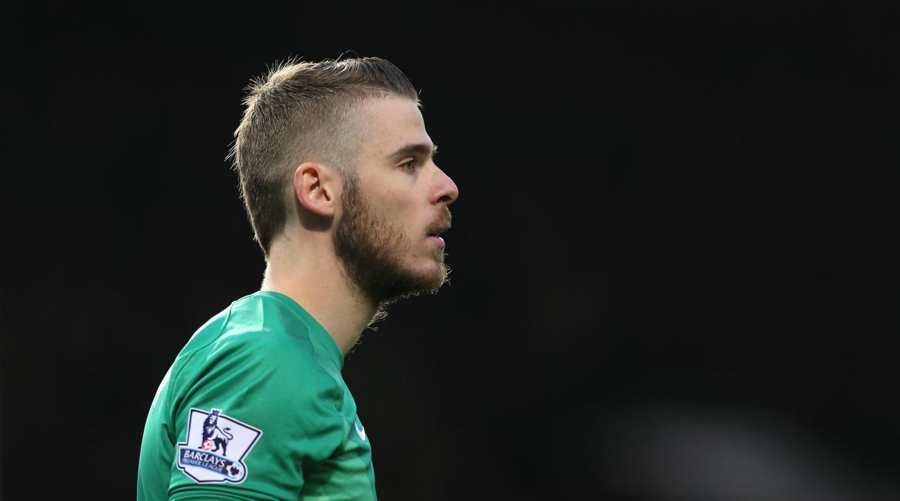 Real Madrid releases statement on intended David de Gea signing