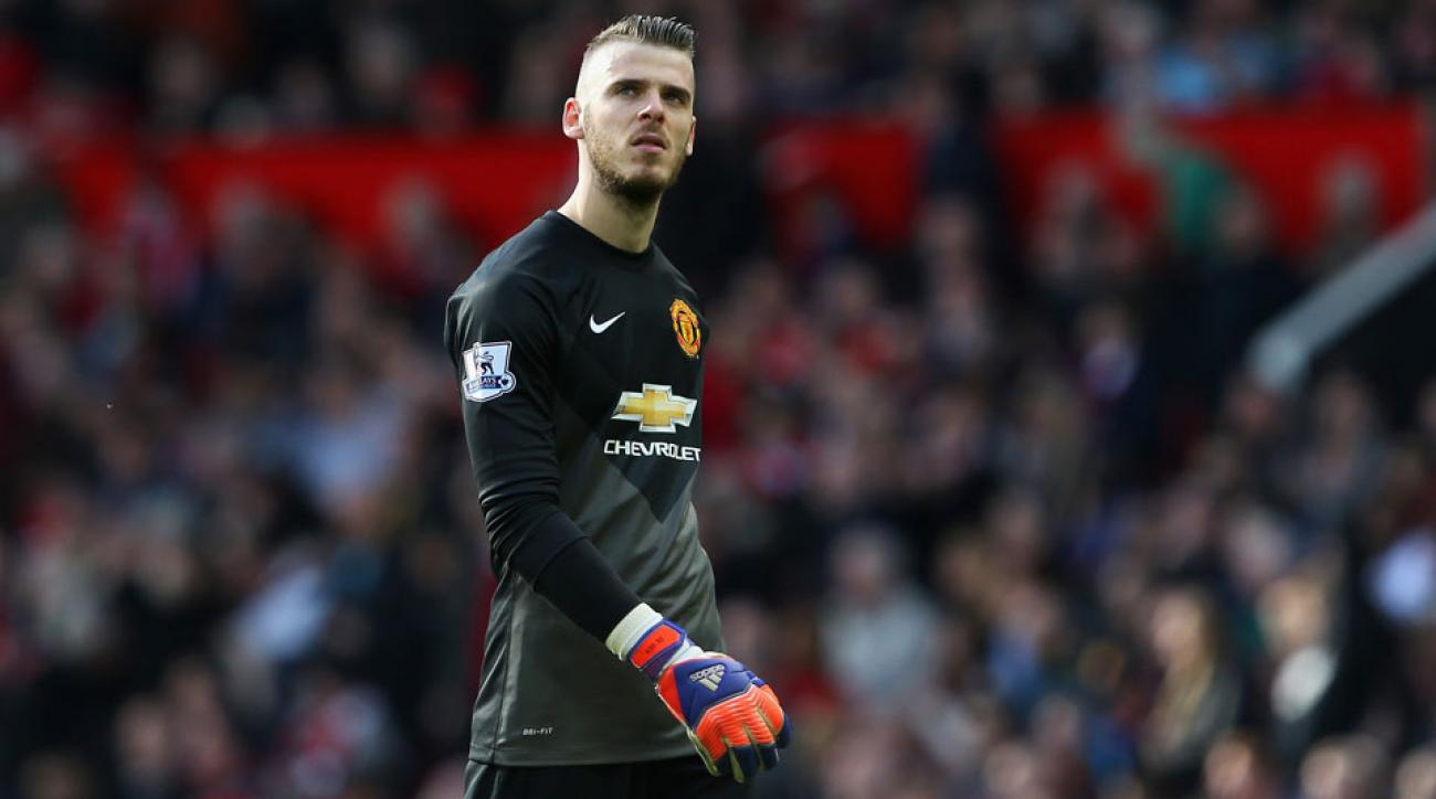 David de Gea's had his move from Manchester United to Real Madrid fall apart