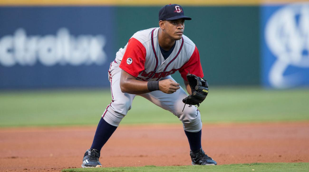 hector olivera atlanta braves called up
