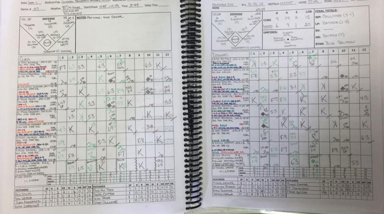 triple a extra inning doubleheader cubs dodgers