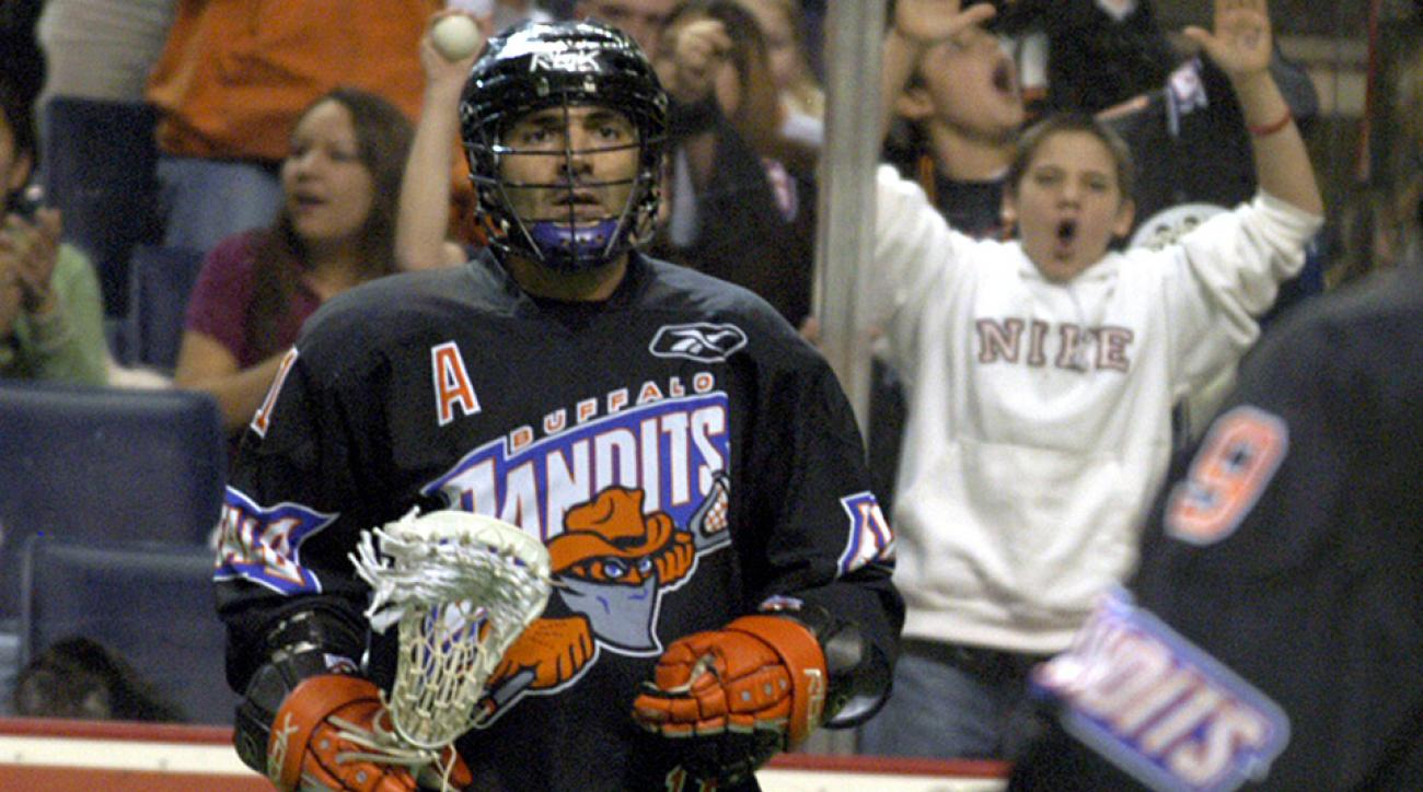 john tavares lacrosse retire buffalo bandits