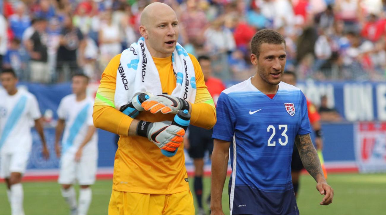 USMNT standouts Brad Guzan, Fabian Johnson