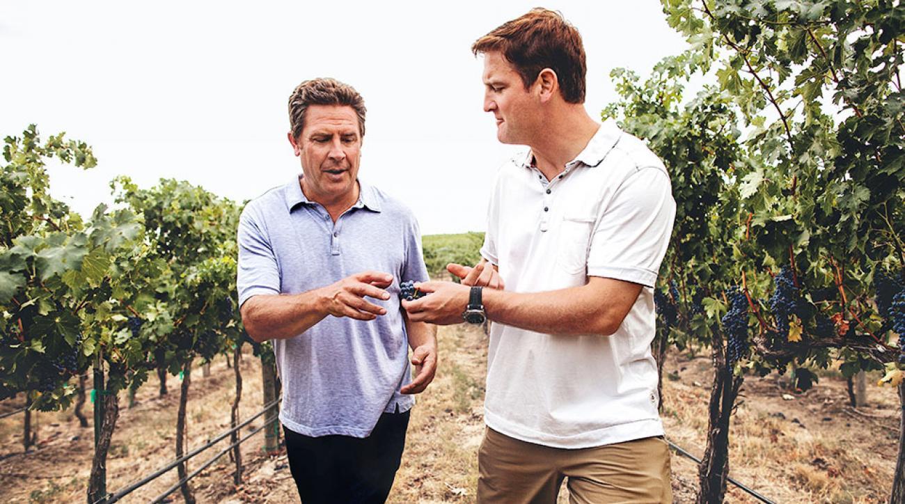 Dan Marino, Damon Huard now teammates in winemaking