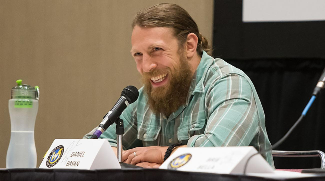 daniel bryan wwe dance cancer awareness video