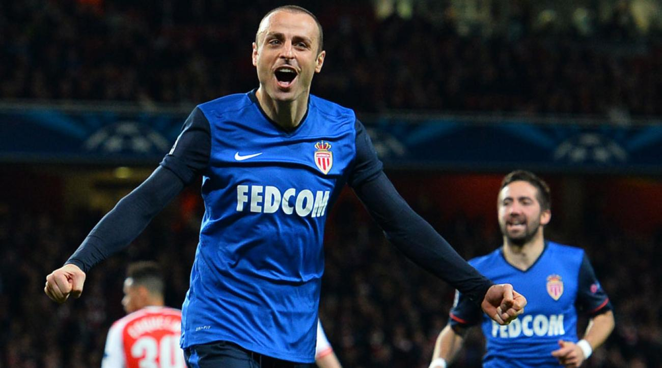 Dimitar Berbatov is heading to Greece to play for PAOK