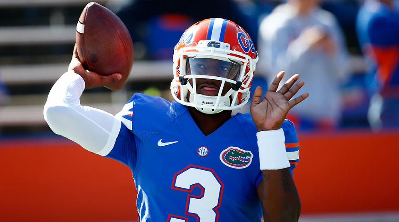 florida gators starting quarterback treon harris