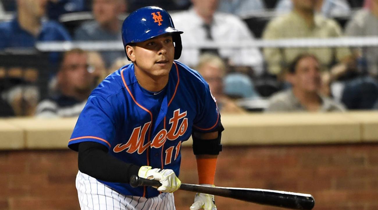 new york mets ruben tejada inside park home run