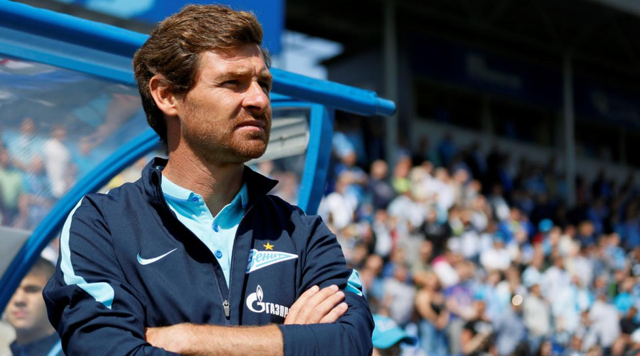 Zenit manager Andre Villas-Boas has been banned six games
