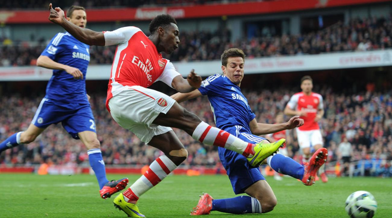 "Danny Welbeck will be out for ""months"" after having more knee surgery"