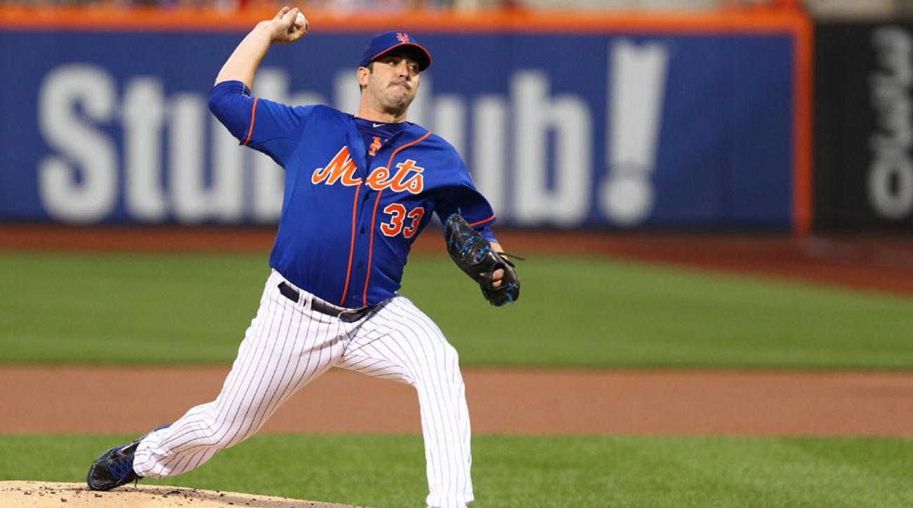 matt harvey new york mets scott boras innings limit