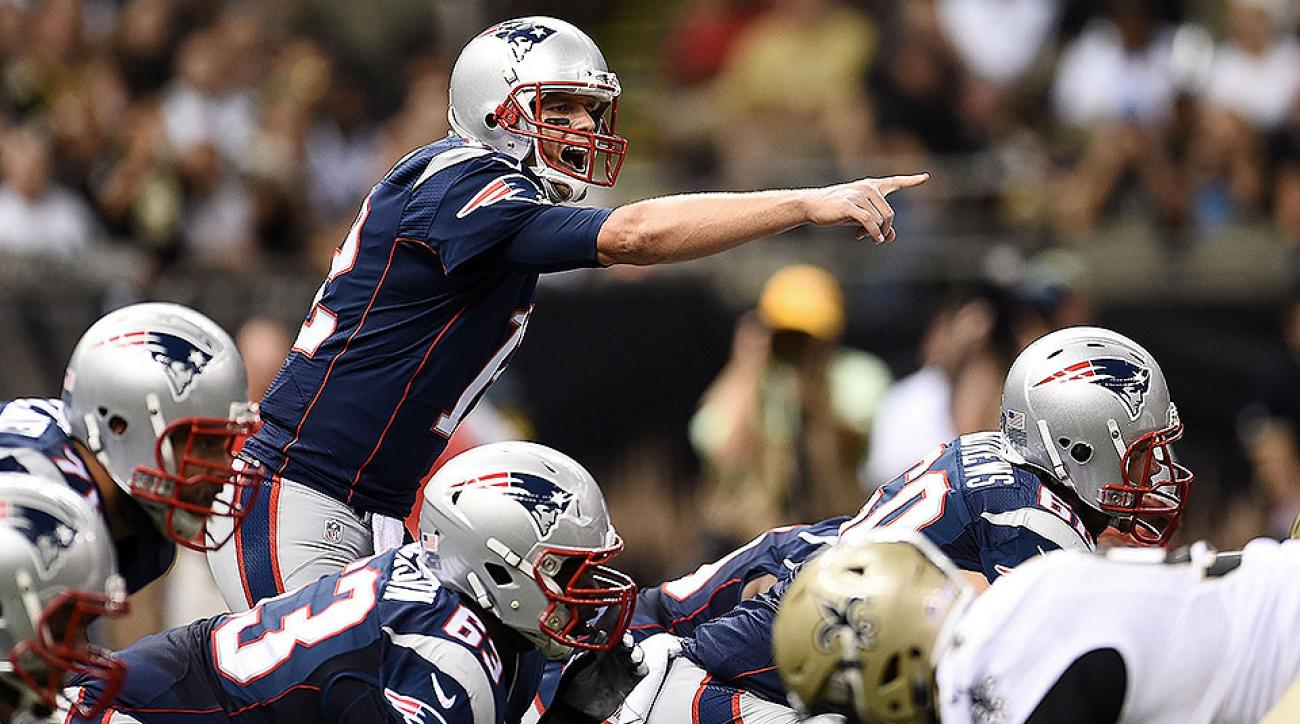 NFL odds: Tom Brady suspension swings Patriots Super Bowl odds