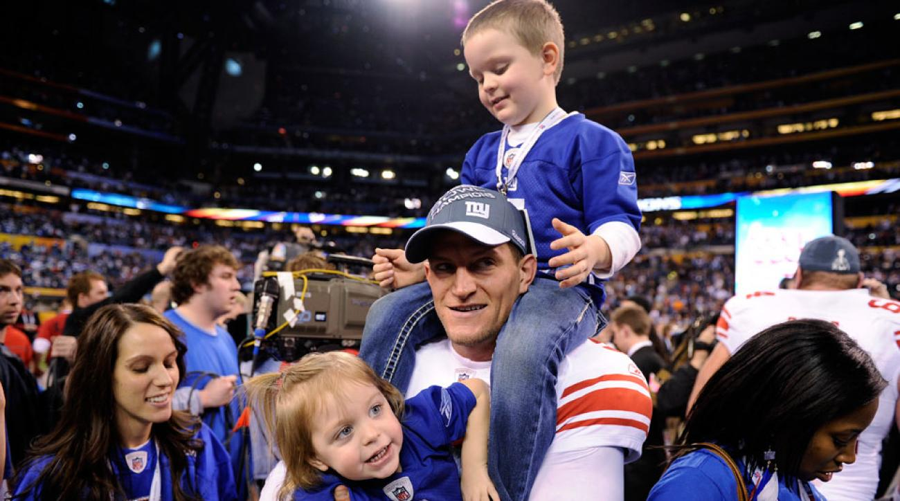 steve weatherford touching farewell video new york giants