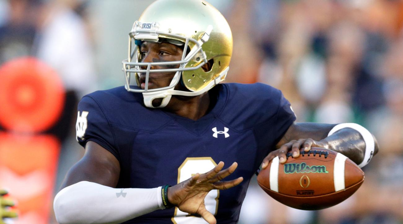 2015 College football season: The great unknown