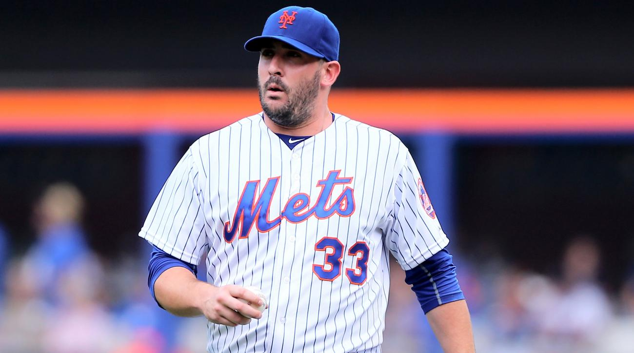 matt harvey mets innings limit playoffs news