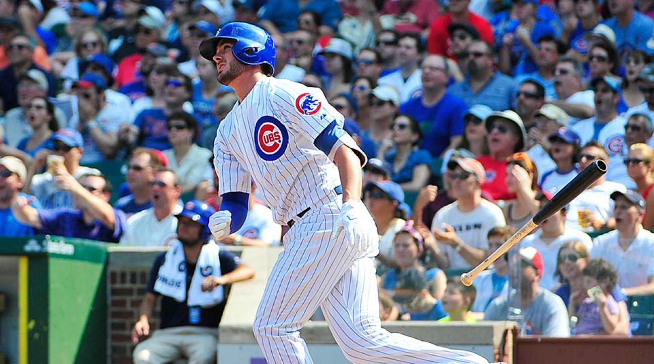Kris Bryant 495-foot home run