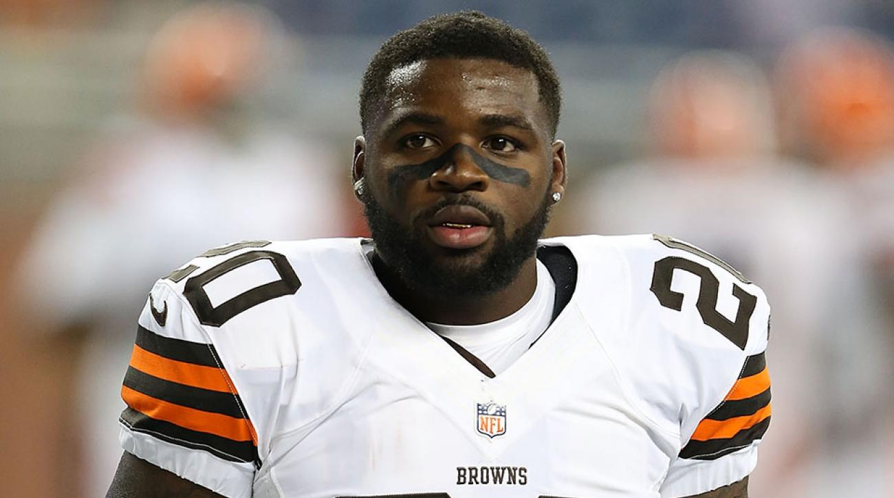 cleveland browns tennessee titans terrance west trade