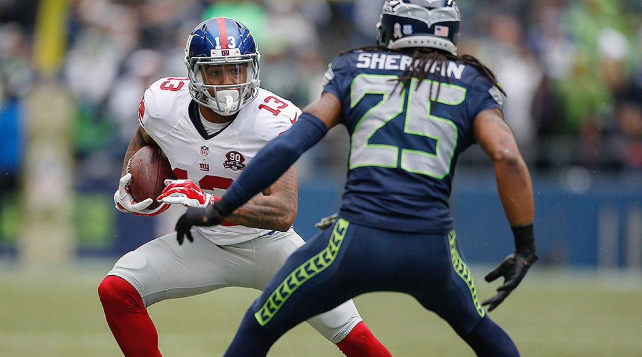 2015 NFL All-Pro predictions: Odell Beckham Jr., Richard Sherman, Aaron Rodgers lead the way