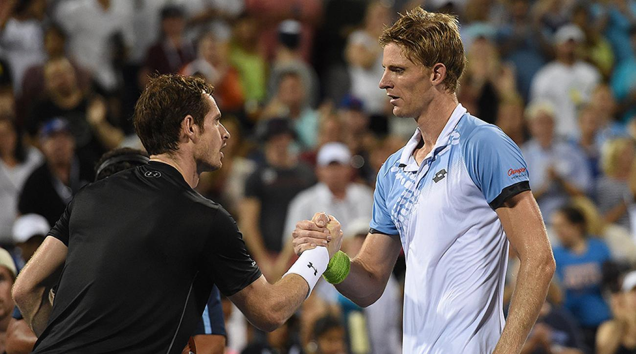 Andy Murray upset by Kevin Anderson US Open
