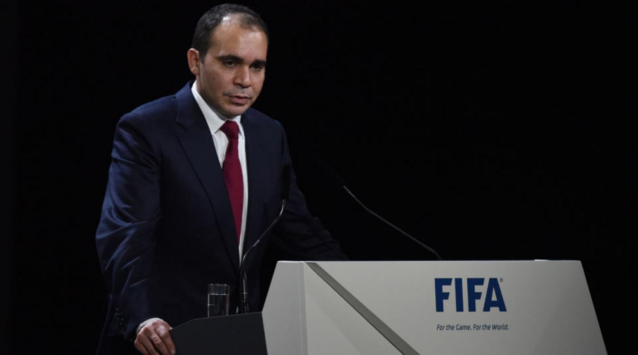 Prince Ali could run for FIFA president again in this winter's election