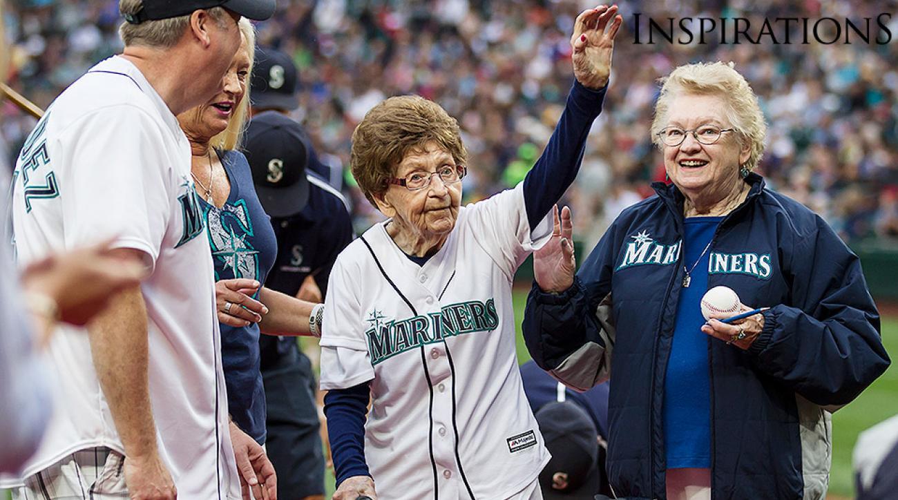 Seattle Mariners fan: 108-year-old Evelyn Jones always hopeful