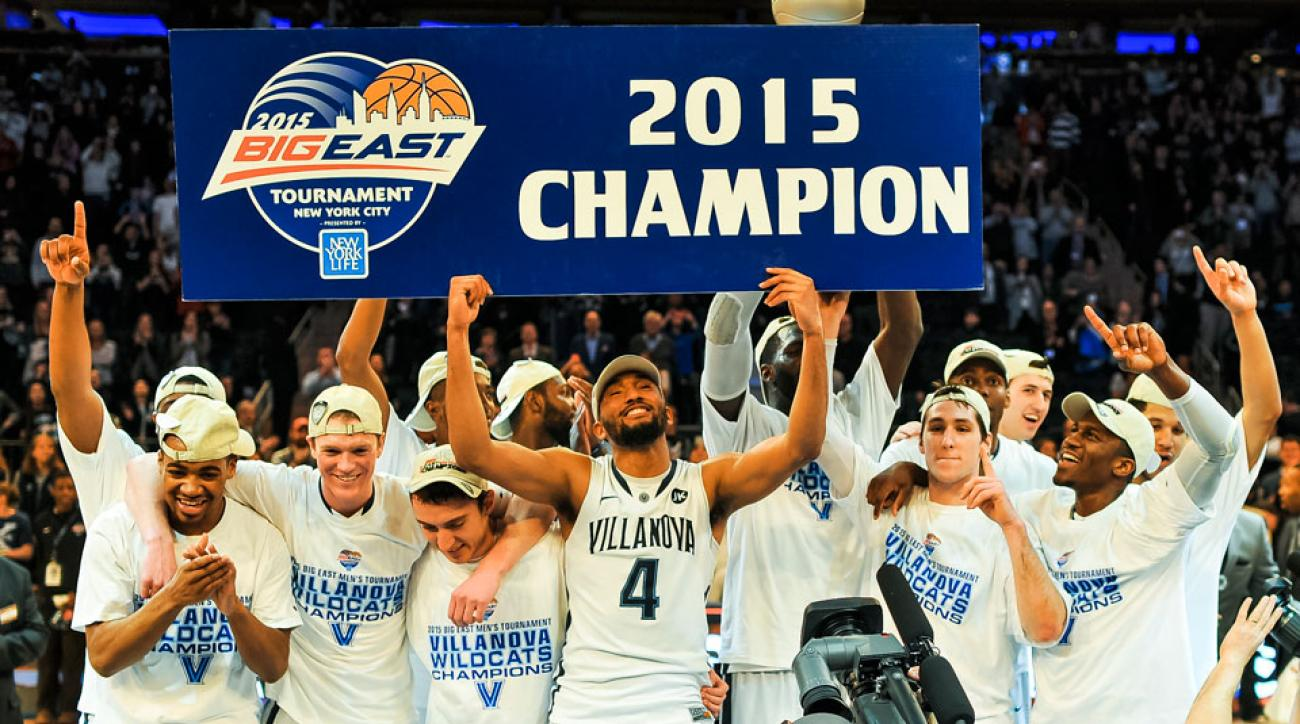 2015-2016 big east basketball conference schedule