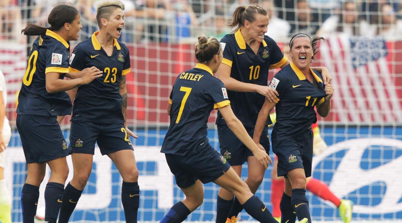 Australia's women's national team