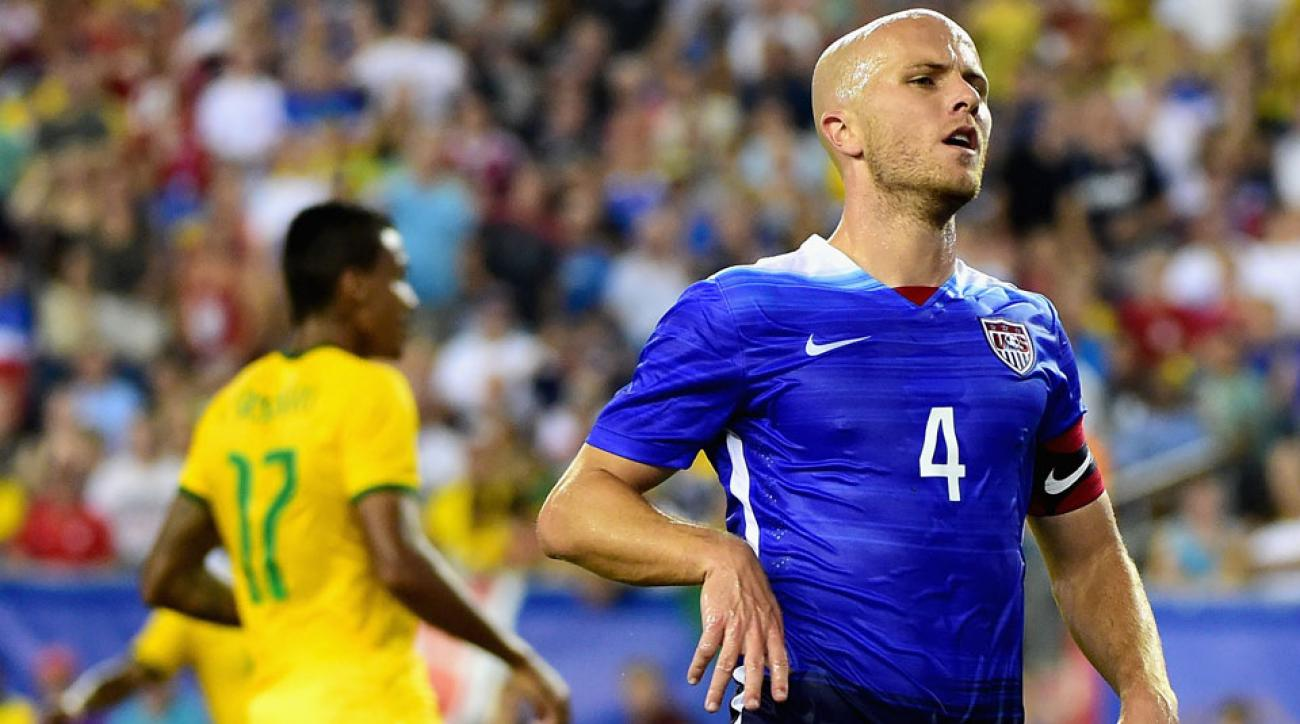 USMNT loses to Brazil 4-1 in their friendly