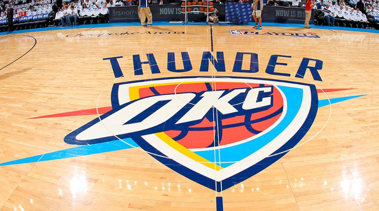 okc thunder logo change