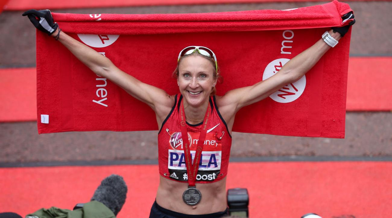 paula radcliffe doping allegations