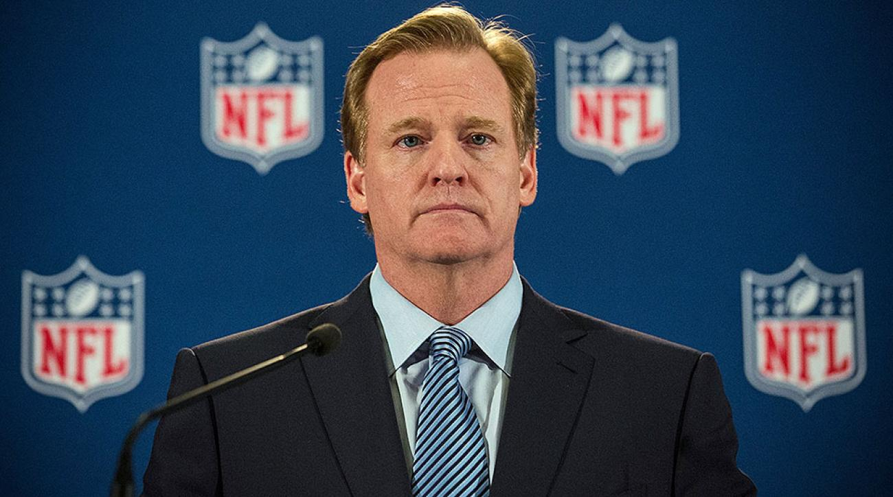 Roger Goodell discipline power as NFL commissioner in question after Deflategate loss to Tom Brady