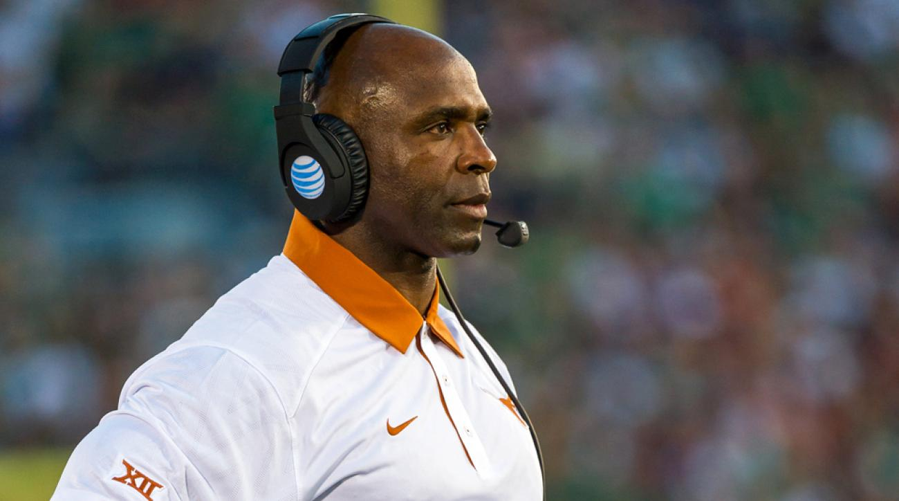 Texas Football Oliver Luck The Right Choice For Longhorns Ad Si Com
