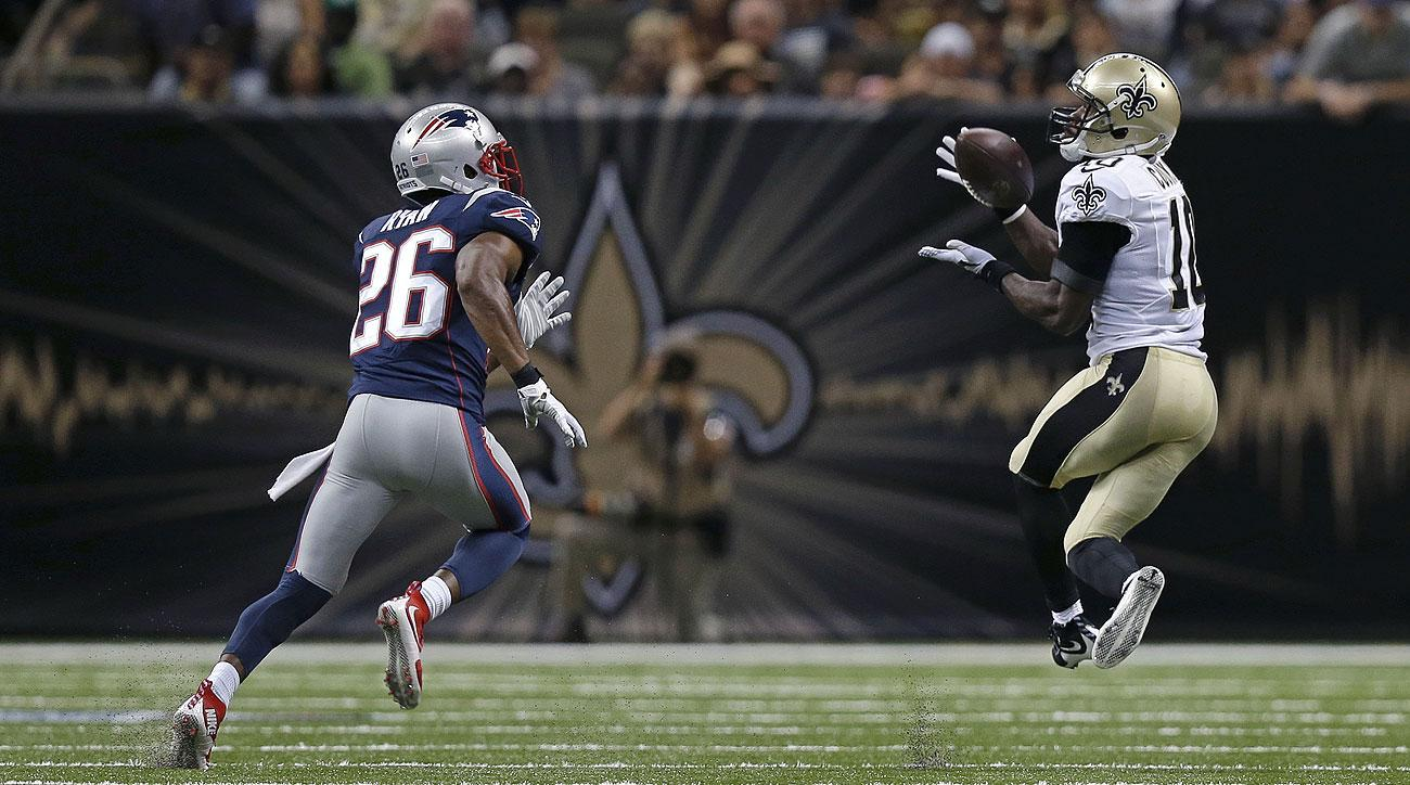 Logan Ryan and Brandin Cooks (Brynn Anderson/AP)