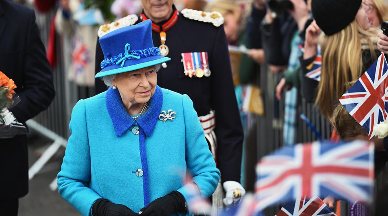 queen elizabeth england reign sports history